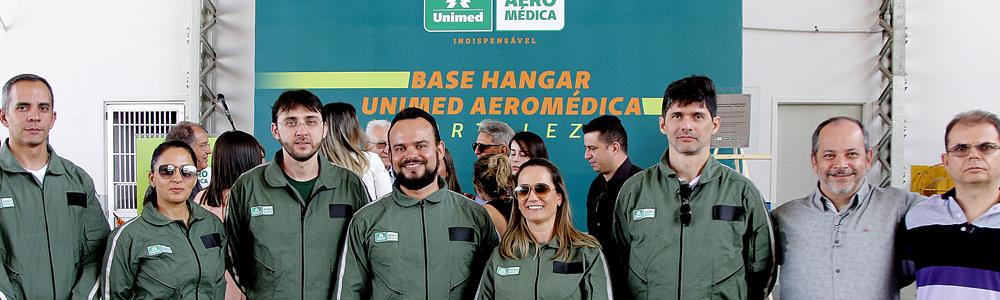 Unimed-Aeromédica, novo serviço da Unimed Saúde